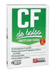 Constituição Federal - CF de bolso - 2ª edição
