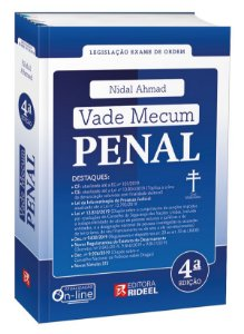 Vade Mecum Penal - 4ª edição