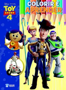 Colorir Grande - TOY STORY 4