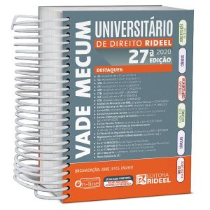Vade Mecum Universitário de Direito - 27ª edição – 1º SEMESTRE 2020