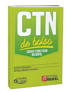 Código Tributário Nacional de Bolso - 1ª edição