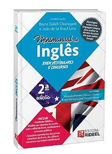 Minimanual de Ingles - Enem, vestibulares e concursos - 2ª edição