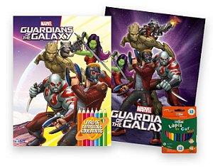 Kit Diversão - Guardiões da Galáxia