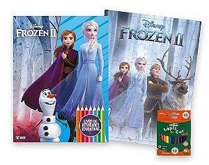 Kit Diversão - Frozen 2