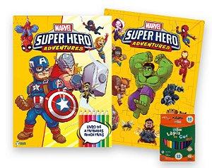 Kit Diversão - Super Hero