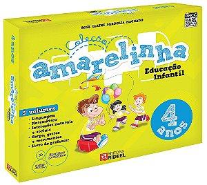 Amarelinha Educação Infantil - 04 Anos