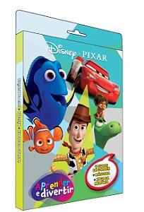 Coleção Aprender e Divertir - Pixar