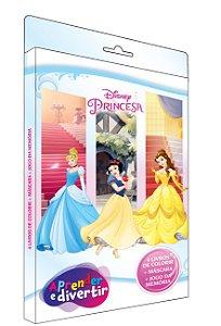 Coleção Aprender e Divertir - Princesas