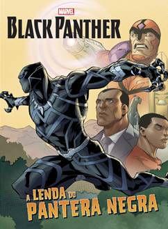 Biblioteca MARVEL – Pantera Negra