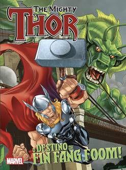Biblioteca MARVEL – Thor