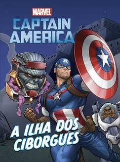 Biblioteca MARVEL – Capitão América