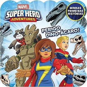 MINHAS PRIMEIRAS HISTÓRIAS – SUPER HERO ADVENTURES