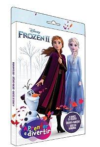 Aprender e Divertir Frozen 2