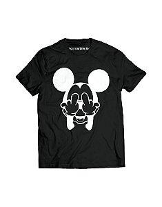 Camiseta Masculina - Mickey Fuck