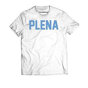 Camiseta Masculina - Plena Branca