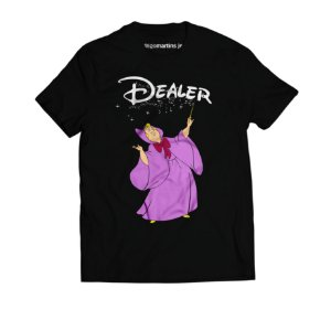 Camiseta Masculina - Dealer