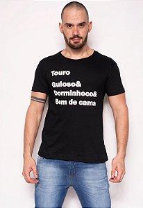 Camiseta - Signo Touro