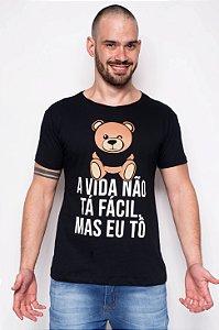 Camiseta - Tô Facinho
