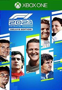 Formula 1 F1 2021 Deluxe Edition - Xbox One - Mídia Digital