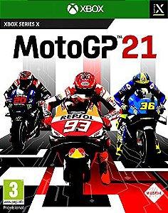 MotoGP 21   - Xbox One - Mídia Digital