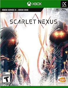 SCARLET NEXUS  - Xbox One - Mídia Digital