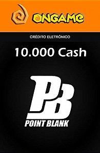 Point Blank - 10.000 Cash