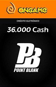 Point Blank - 36.000 Cash