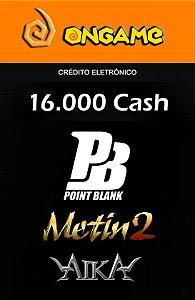 Aika - 16.000 Cash