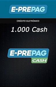 E-Prepag Cash - 1.000 Cash