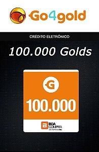 Go4Gold Boa Compra - 100.000 Créditos Gold