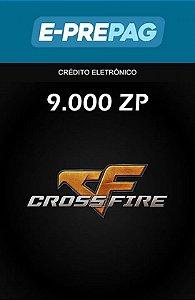 CrossFire - 9.000 ZP