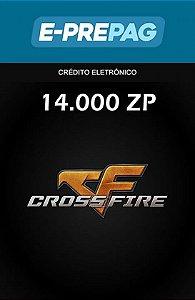 CrossFire - 14.000 ZP