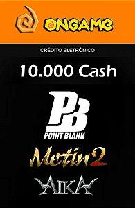 Metin 2 - 10.000 Cash