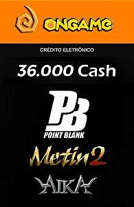 Metin 2 - 36.000 Cash