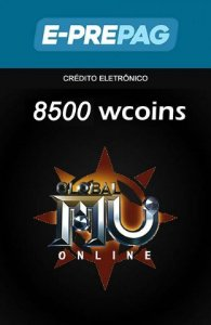Mu Online - 8.500 WCoins