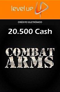 Combat Arms - 20.500 Cash