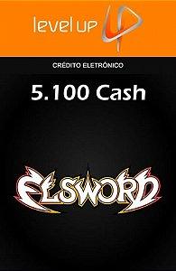 Elsword - 5.100 Cash