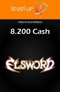 Elsword - 8.200 Cash