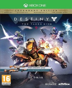 Destiny - The Taken King Legendary Edition - Xbox One - Mídia Digital