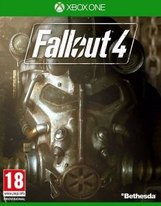 Fallout 4 - Xbox One - Mídia Digital