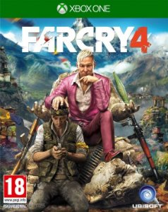 Far Cry 4 - Xbox One - Mídia Digital