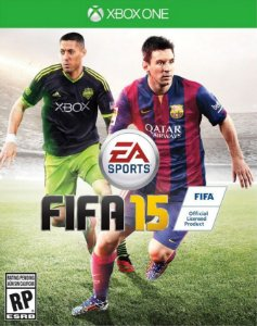 Fifa 15 - Xbox One - Mídia Digital