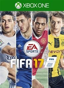 Fifa 17 - Xbox One- Mídia Digital