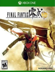 Final Fantasy Type-0 Hd - Xbox One - Mídia Digital