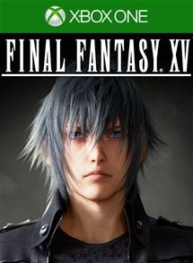 Final Fantasy Xv 15 - Xbox One - Mídia Digital