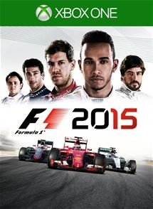 Formula 1 F1 2015 - Xbox One - Mídia Digital