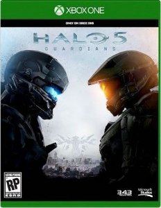 Halo 5 Guardians Edition - Xbox One