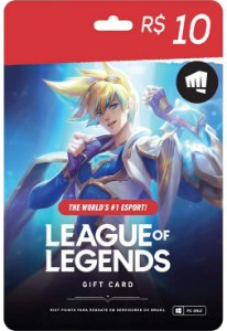 League of Legends - 480 Riot Points