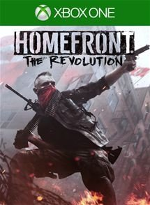 Homefront The Revolution - Xbox One - Mídia Digital