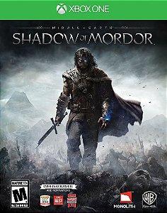 Terra-média : Sombras de Mordor - Xbox One